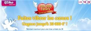 100 000 Coeurs Spécial Saint Valentin
